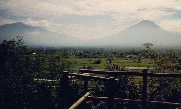 Wisata Alam Bukit Gana Desa Banyubiru Magelang