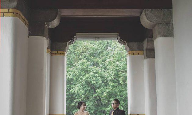 tempat foto prewedding