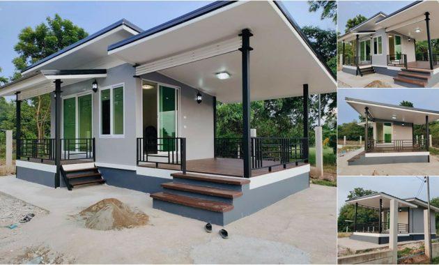 desain rumah minimalis modern kecil