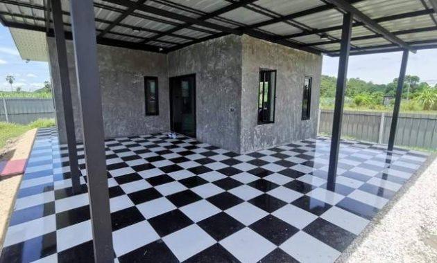 Rumah Kecil Modern