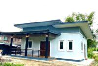 desain rumah kecil idaman